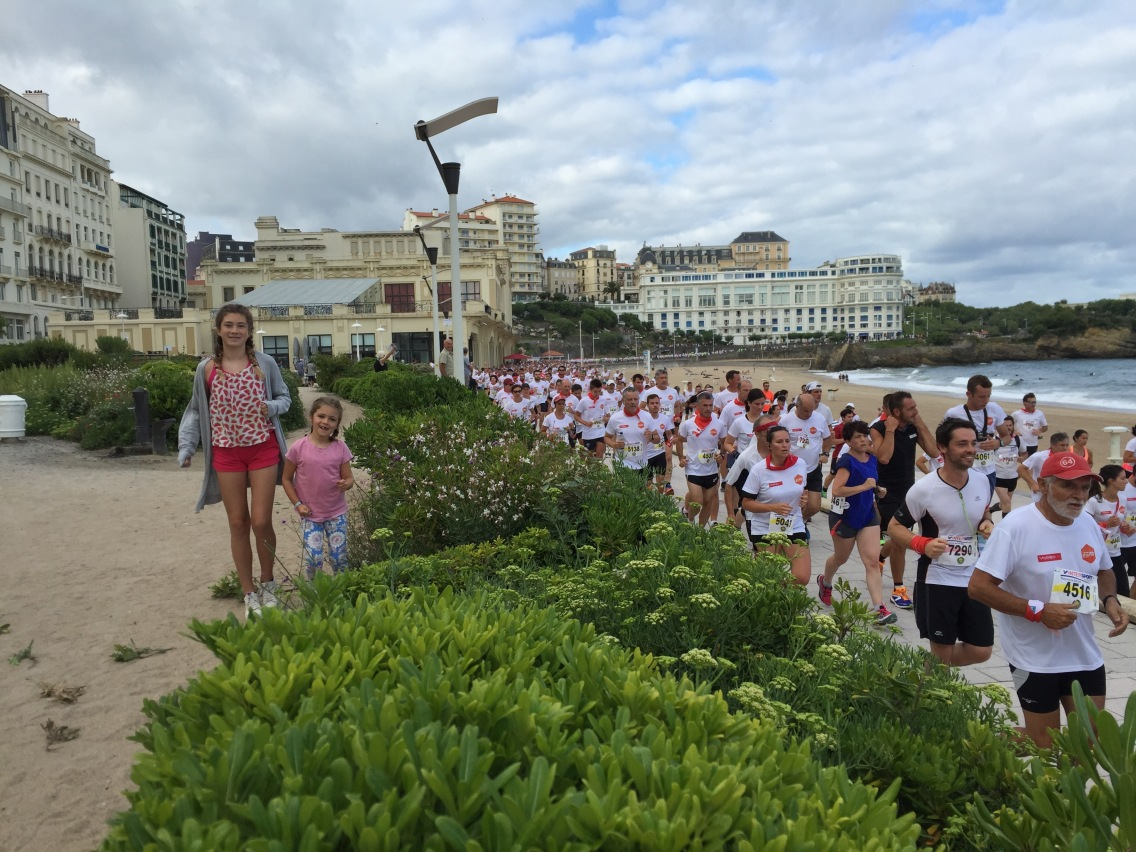 The Foulee du Festayre 10km run