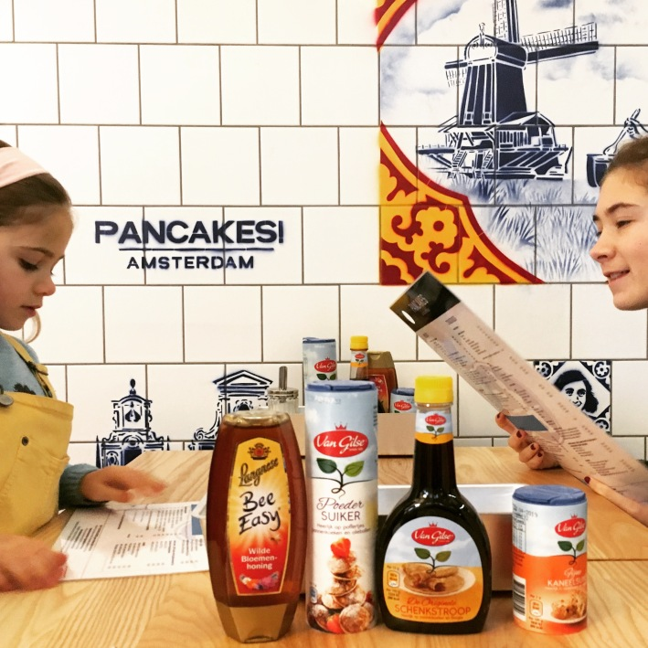 Mmmm. Loving the Dutch pancakes!